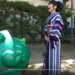 【動画】詩吟「古池や」松尾芭蕉